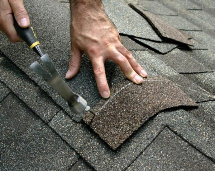 roof fixing services