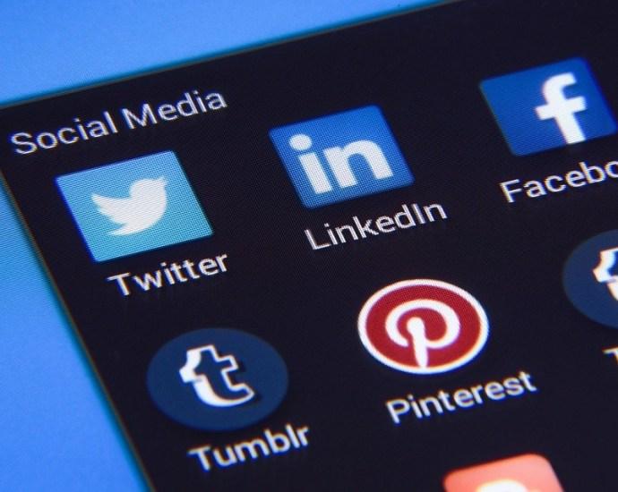 integrate social media