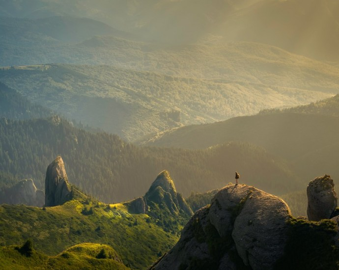 sleeping beauty mountain