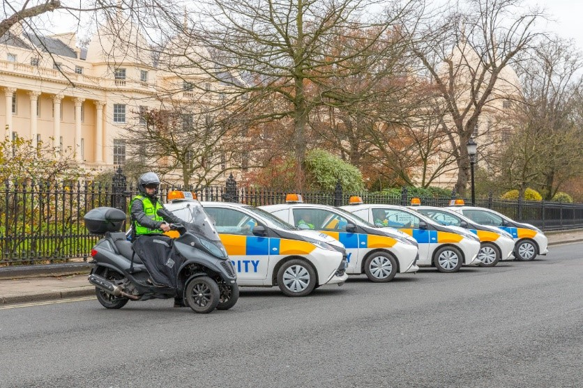 Security Patrol Service in London