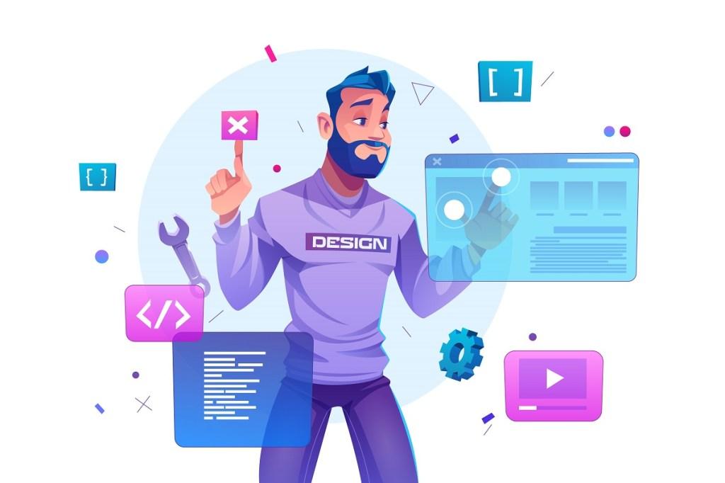 start-up website designing business