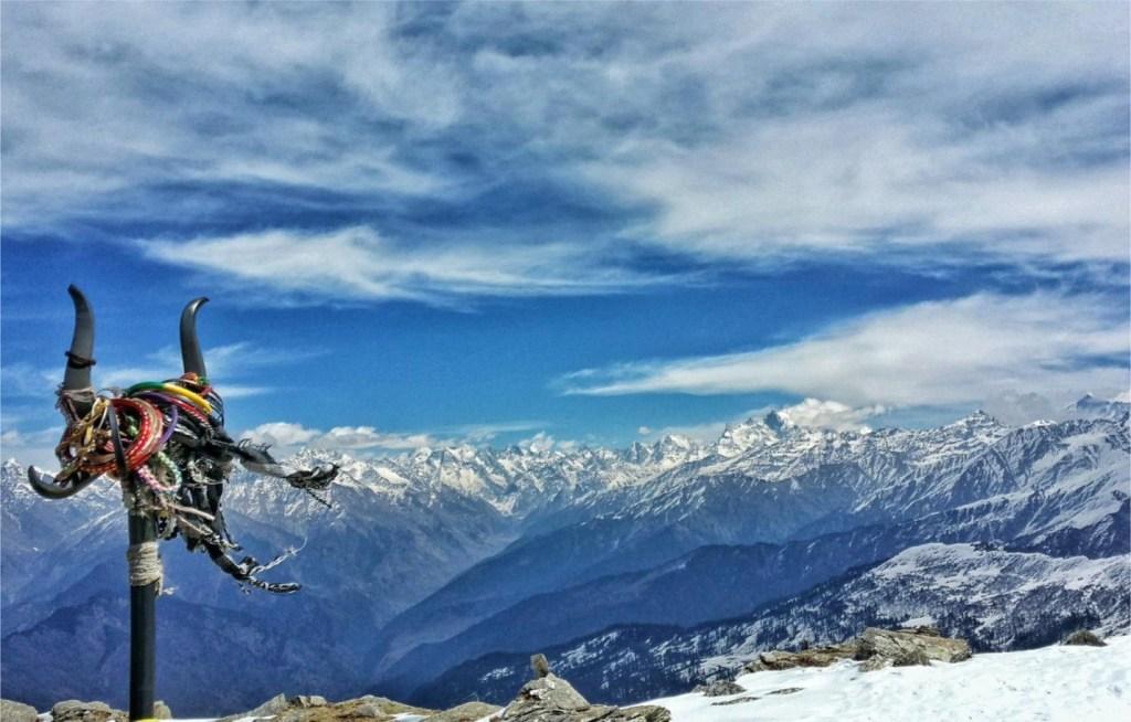 Kedarkantha trekking