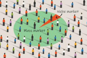 niche market examples