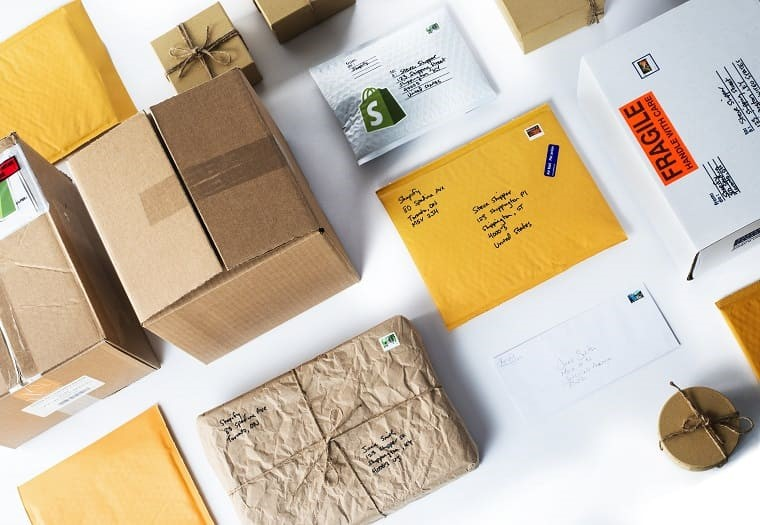 business parcel delivery