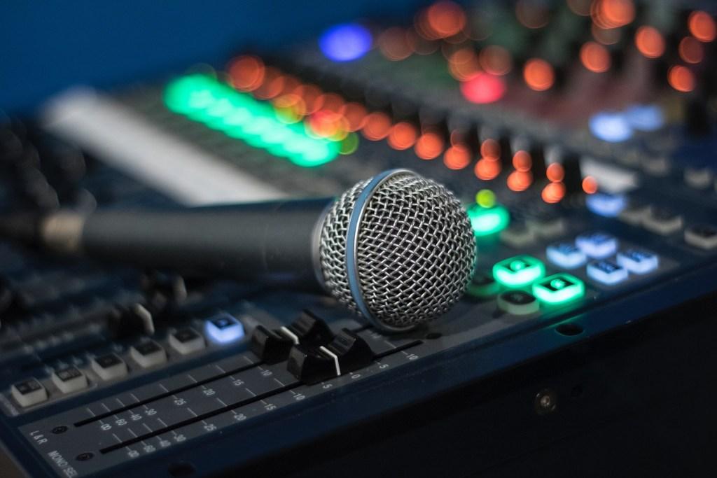 audio hire London