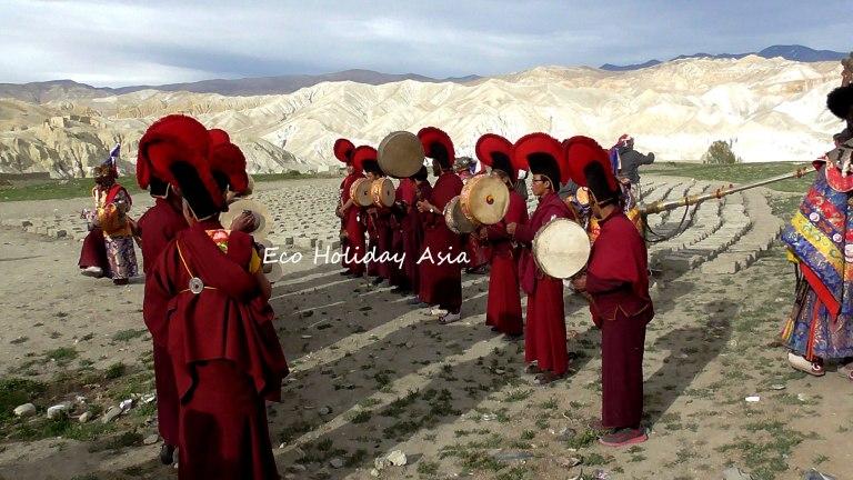 Upper Mustang Tiji Festival 2019