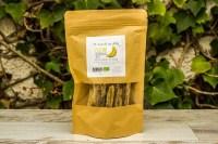 Plátanos deshidratados Ecológicos de Gáldar (a granel)