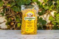 Pasta Ecológica Espirales trigo blanco Castagno 500gr