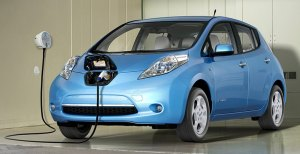 Indian Electric Car Nissan Leaf