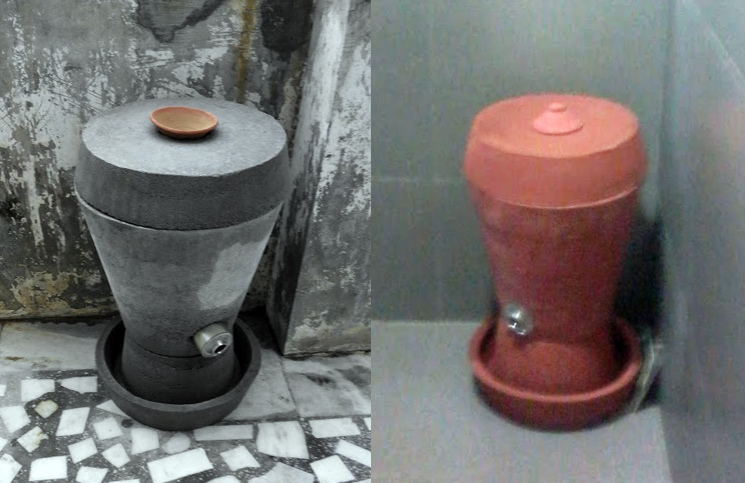 Ashudhinashak Clay Incinerators for Sanitary Napkins
