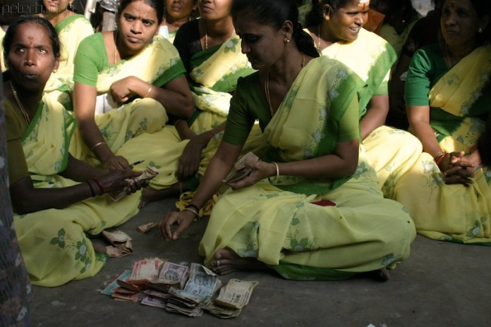 Microfinancing in Southern India
