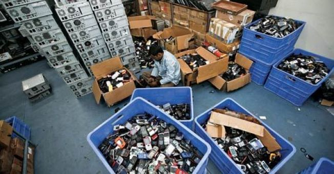 Attero Recycling e-waste - Business Today