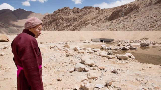 Water Conservation in Ladakh
