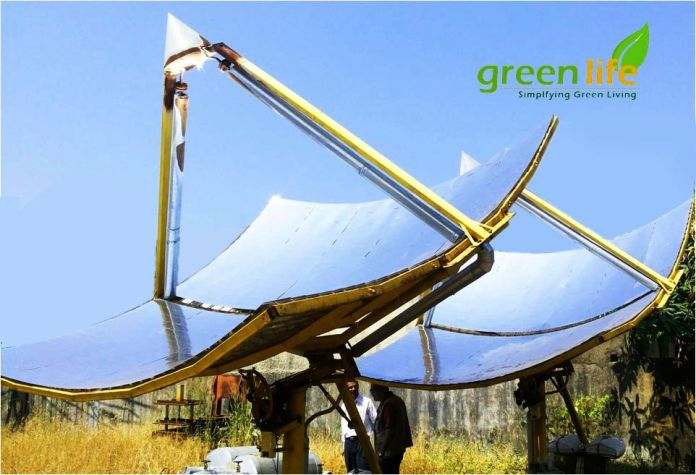 Green Life Solutions concentrated solar power