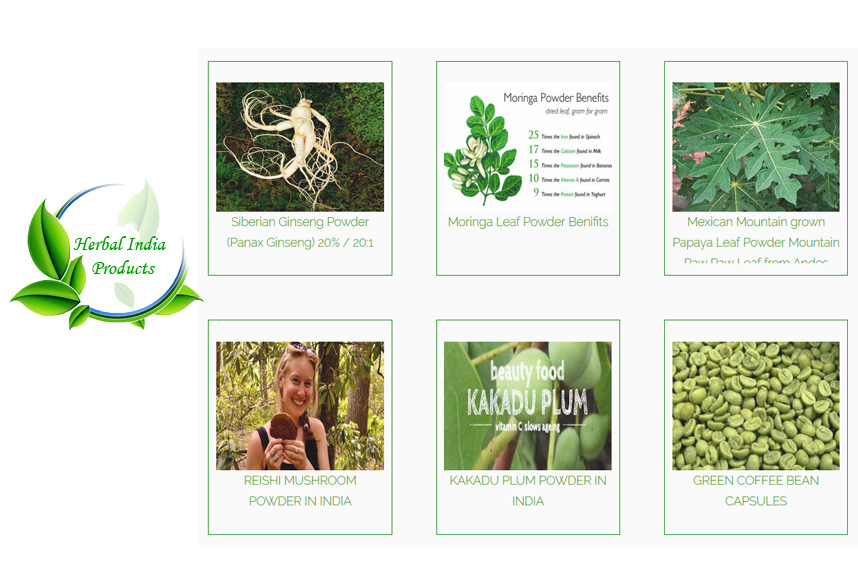 Herbal India Products