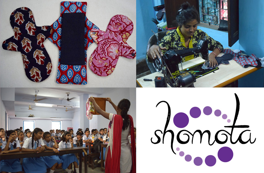 Shomota Reusable Cloth Pads