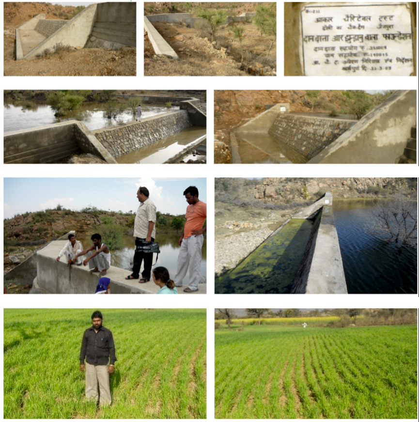 Amla Ruia - Traditional Rain Water Harvesting Methods