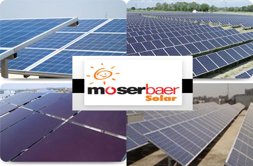 Moser Baer Solar