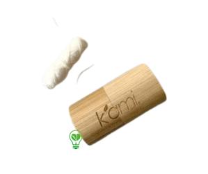 Hilo dental ecologico y biodegradable