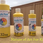 safe acrylic paint for the classroom