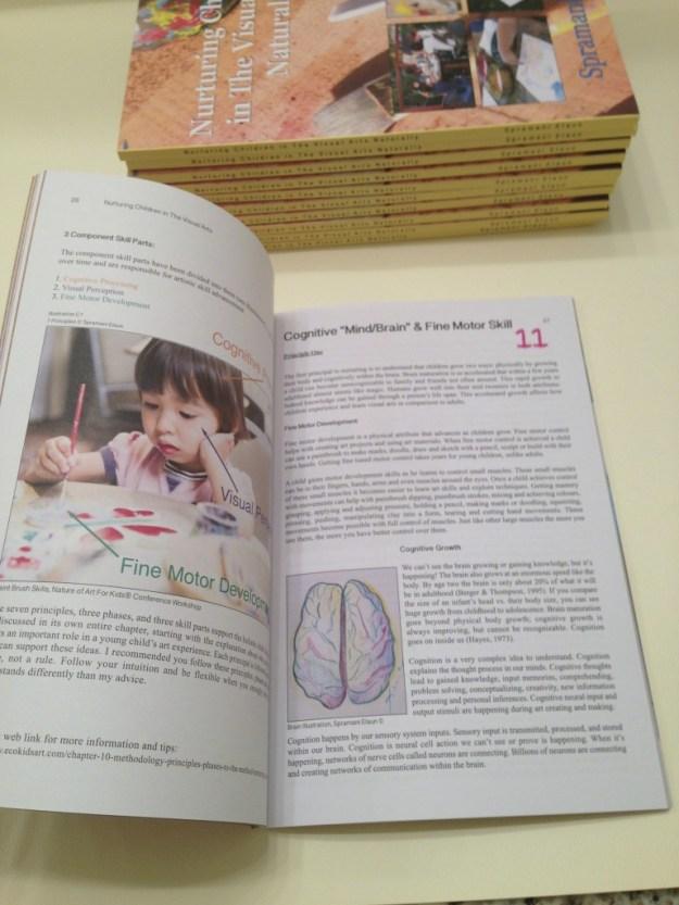 teach art lessons to children