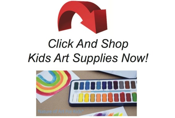 Teaching Kids Art | Books | Curriculum | Author and art supplies