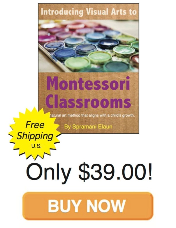 Teaching Kids Art | Books | Montessori