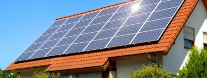 Housing with PV Systems