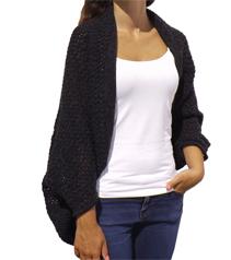 Knitted Brasil Coat
