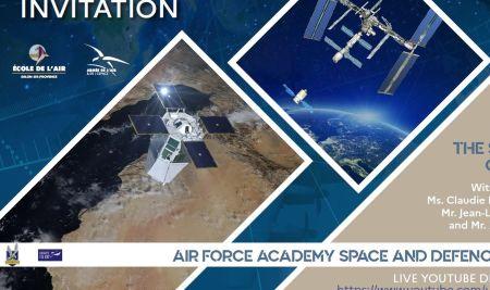 L'École de l'air organise l'Air Force Academy Space and Defence Seminar