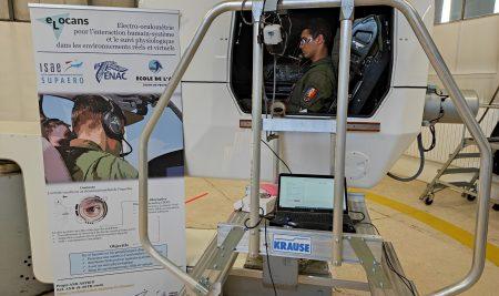 Projet améliorant la sécurité et la santé du pilote du futur par le sous-lieutenant Wassim