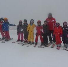 Classe de neige 2012