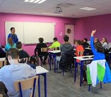 collège bilingue à Montpellier