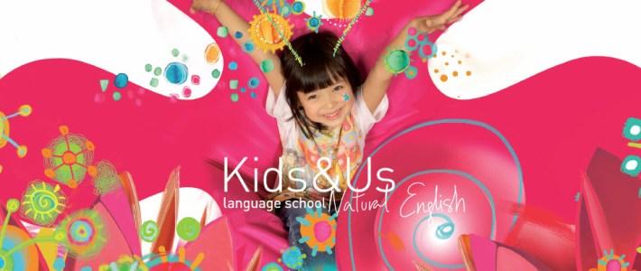 En route pour les langues avec Kids & Us
