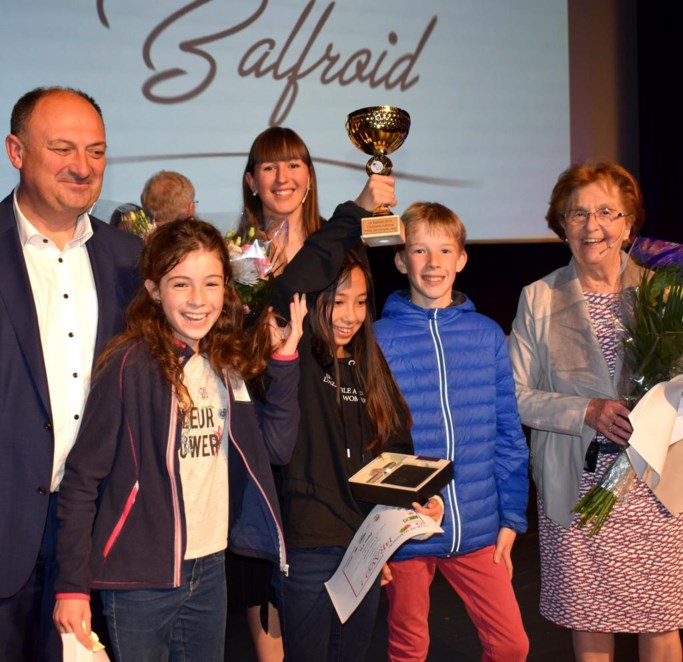 Ecole Sainte-Anne - Lana Klemm Balfroid 2019