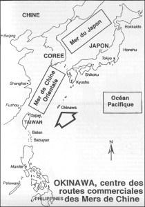 Karaté d'Okinawa, au centre des routes commerciales des Mers de Chine