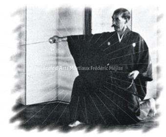 Hakudo Nakayama sensei