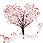 image abstraite musique