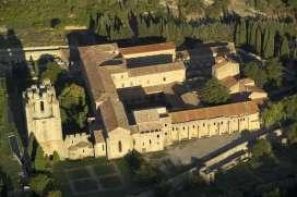 L'abbaye d'origine carolingienne
