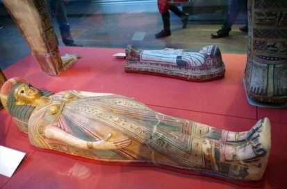 Momie égyptienne