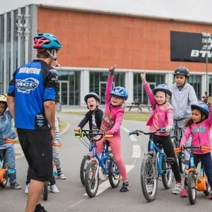 Savoir rouler : Des séances de vélo avec un moniteur MCF dans votre École !