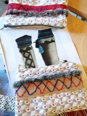 Atelier trousse inuit – détail