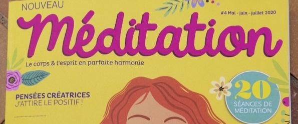 Retrouver notre lien à la nature avec les enfants – Méditation mai 2020