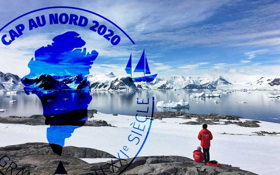 L'école Caminando participe au projet Cap au Nord 2020
