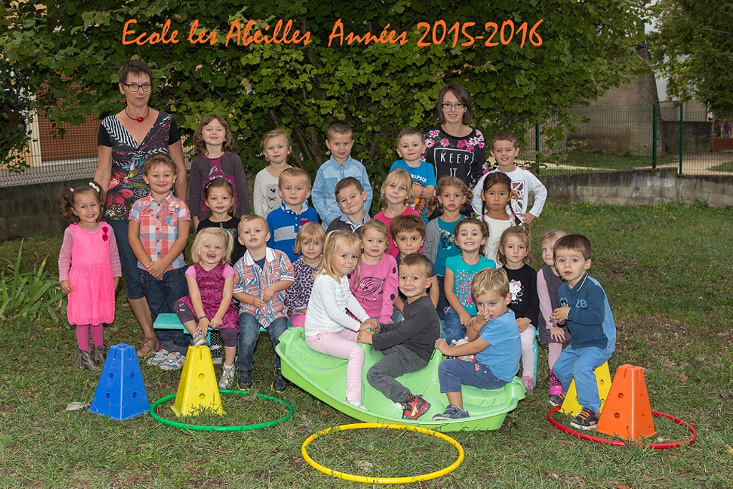 Photos de Classes 2015-2016