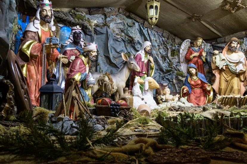 Célébration de Noël à l'Eglise de Oytier