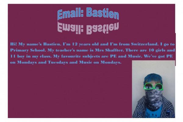 Email Bastien