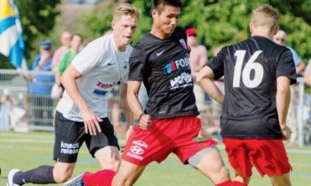 Kwang Rong Pak: attaquant du FC Bienne