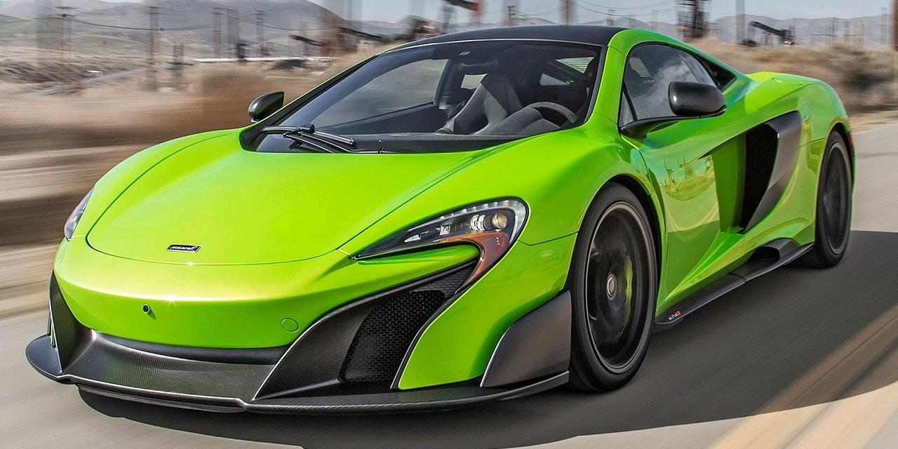 La McLaren 675lt