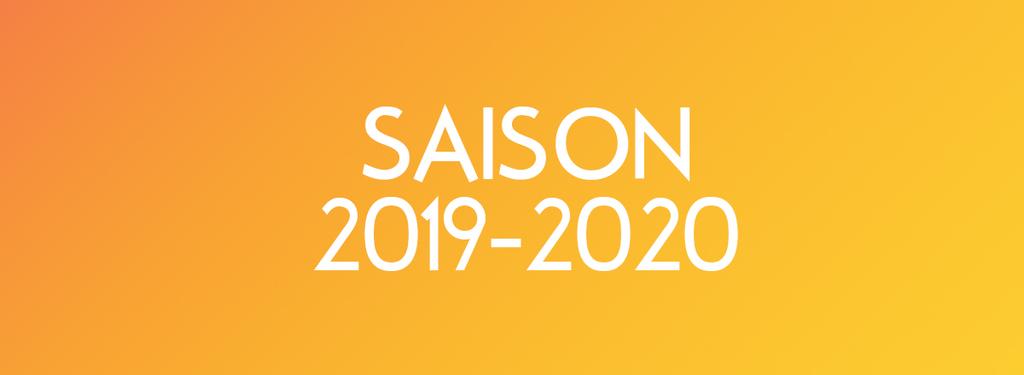 ES: horaires 2019 – 2020